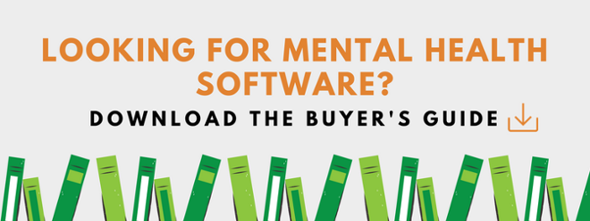 mental health ehr buyers guide