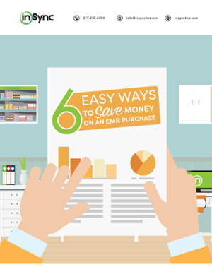 6 Easy Ways to Save Money on EHR
