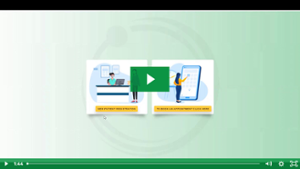 new patient registration and appointment request demo video