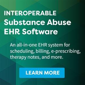 substance abuse ehr system information