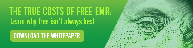 Download the Whitepaper: The True Cost of Free EMR