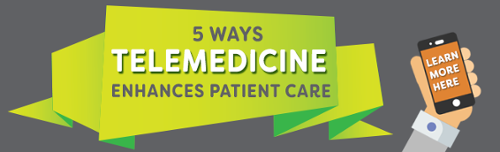 5 ways telemedicine enhances patient care for at home treatment