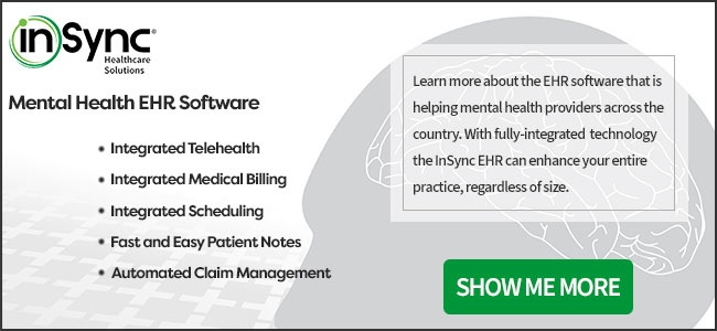 mental health EHR software show me more