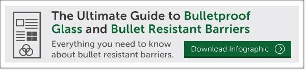 The Ultimate Guide to Bulletproof Glass and Bullet Resistant Barriers