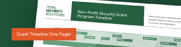 Download the Non-Profit Security Grant Program Timeline