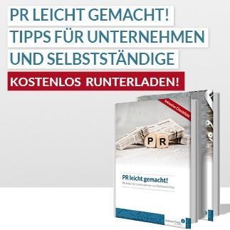 """Whitepaper """"PR Leicht Gemacht!"""""""
