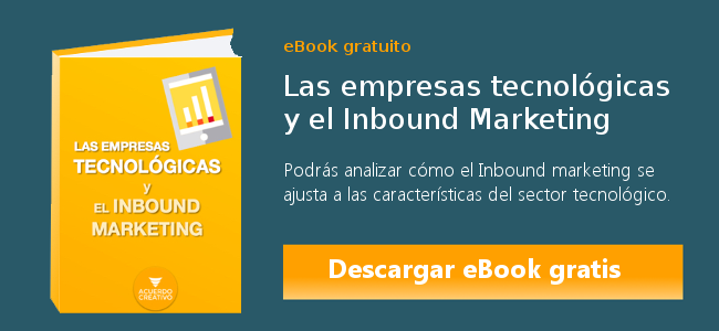 Empresas tecnológicas y el Inbound Marketing