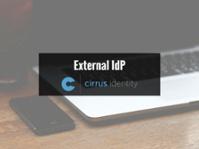 External IdP Handout
