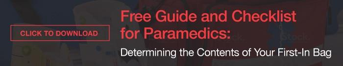 determining_contents_of_first_in_bag_guide_for_paramedics