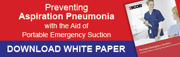 Preventing Aspiration Pneumonia with the Aid of Portable Emergency Suction