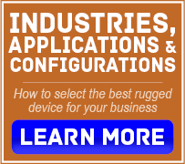 Industries and Applications for Rugged Tablet PCs