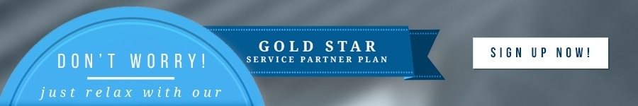 Sign Up Online for our Gold Star Service Partner Plan!