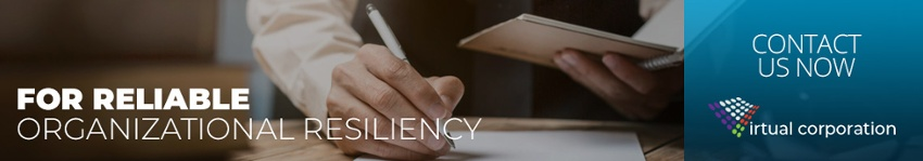 For reliable organizational resiliency - Contact Us Now