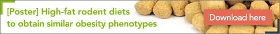 [Poster] High-fat rodent diets to obtain similar obesity phenotypes