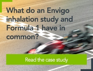 [Case study] What do an Envigo inhalation study and Formula 1 have in common?