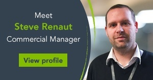 Meet Steve Renaut, Commercial Manager