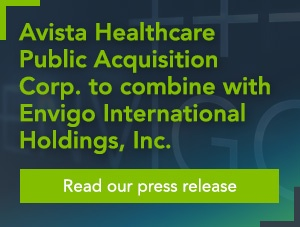 Avista and Envigo press release