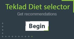 Teklad Diet selector app