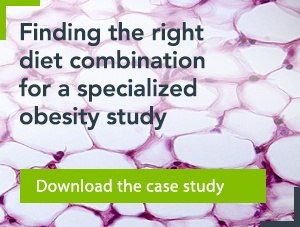 [Case study] Finding the right diet combination for a specialized obesity study
