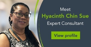 Meet Hyacinth Chin Sue, Expert Consultant