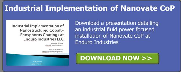 Enduro Nanovate CoP Presentation Download - Horizontal CTA