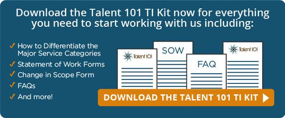 Talent 101 TI Kit Download