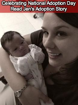 National Adoption Day: Inducing Lactation as an Adoptive Mom
