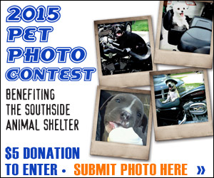 2015 Pet Photo Contest