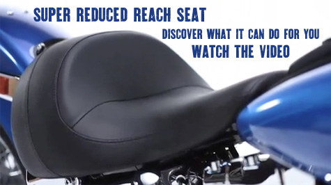 super reduced reach seats