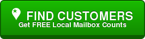 FIND CUSTOMERS Get FREE Local Mailbox Counts