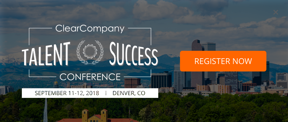 talent success conference 2018 cta