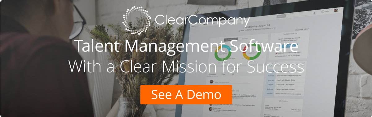 talent management software demo