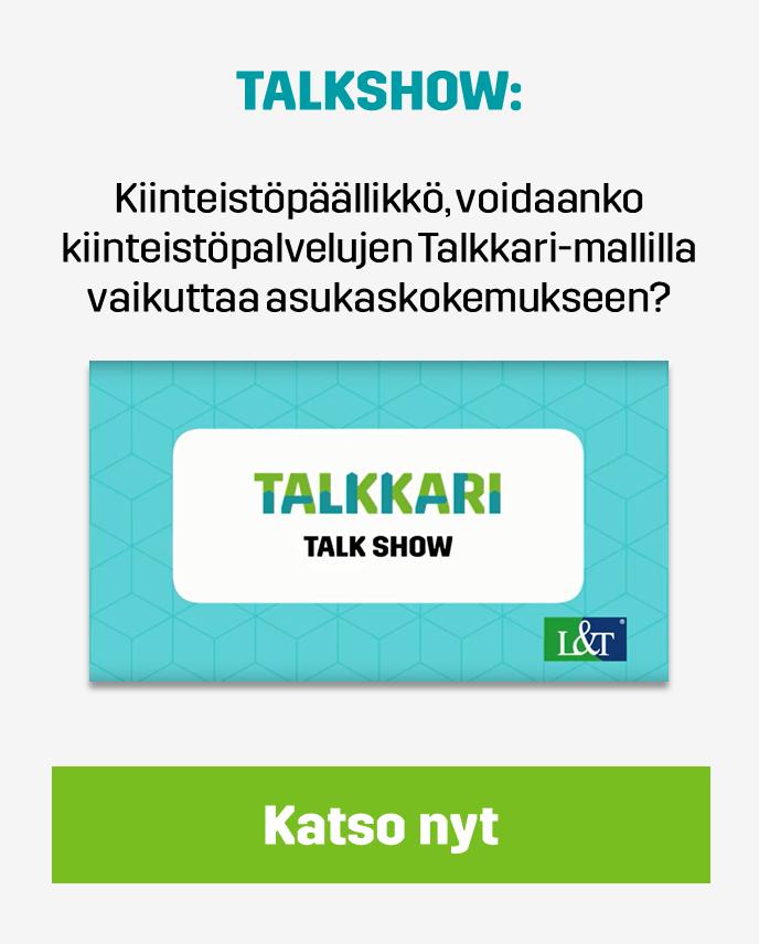 Katso Talkkari-talkshow