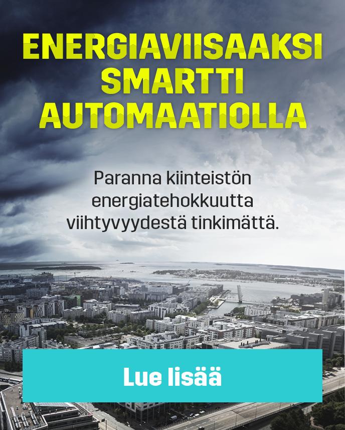 Energiaviisaaksi Smartti Automaatiolla
