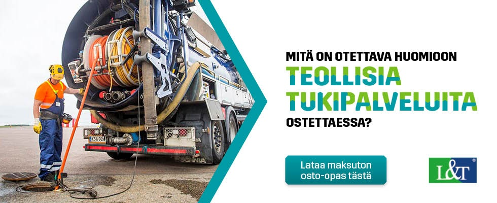 L&T Teollisten tukipalveluiden osto-opas