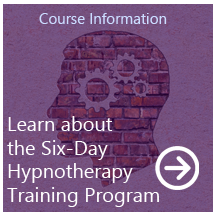 Learn about the six-day hypnotherapy training program