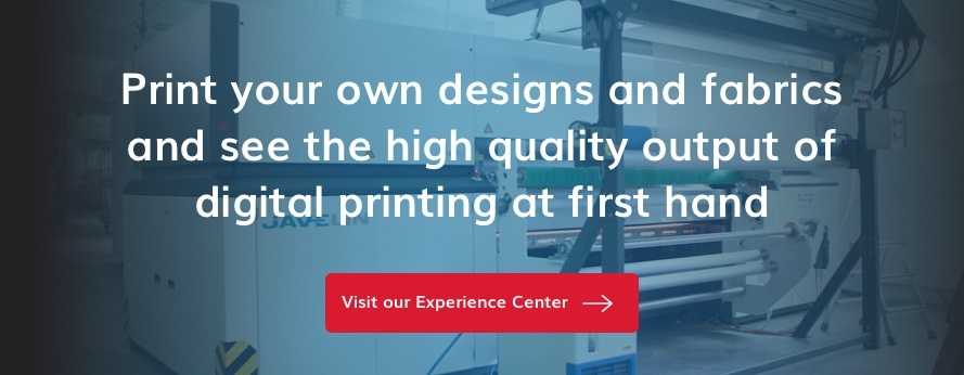 Digital textile printing experience center