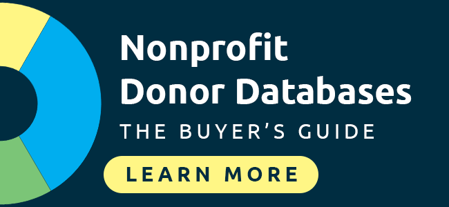 Nonprofit Donor Databases: The Buyer's Guide