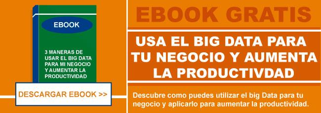 3 Maneras de Usar Big Data