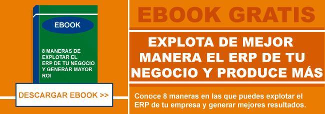 8 Maneras Explotar ERP Empresa