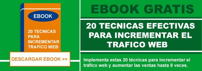 CTA 20 tecnicas web