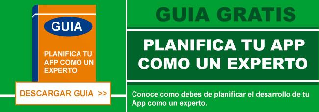 Planifica tu App