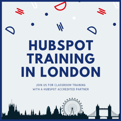 HubSpot Training in London