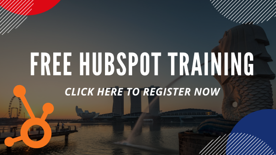 HubSpot Training Singapore
