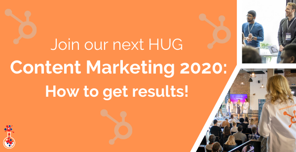 HubSpot, inbound marketing, content marketing, marketing strategy