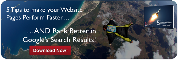 5 Tips to make your website pages perform faster and rank better in Google's search results