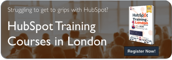 HubSpot Training Courses in London