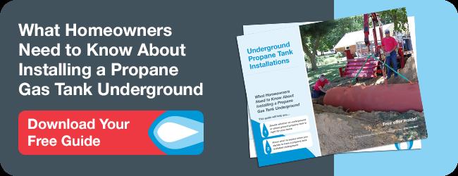 Free Underground Propane Tank Installation Guide