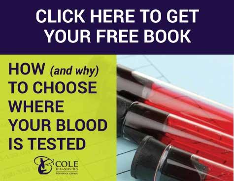Where to your blood tested