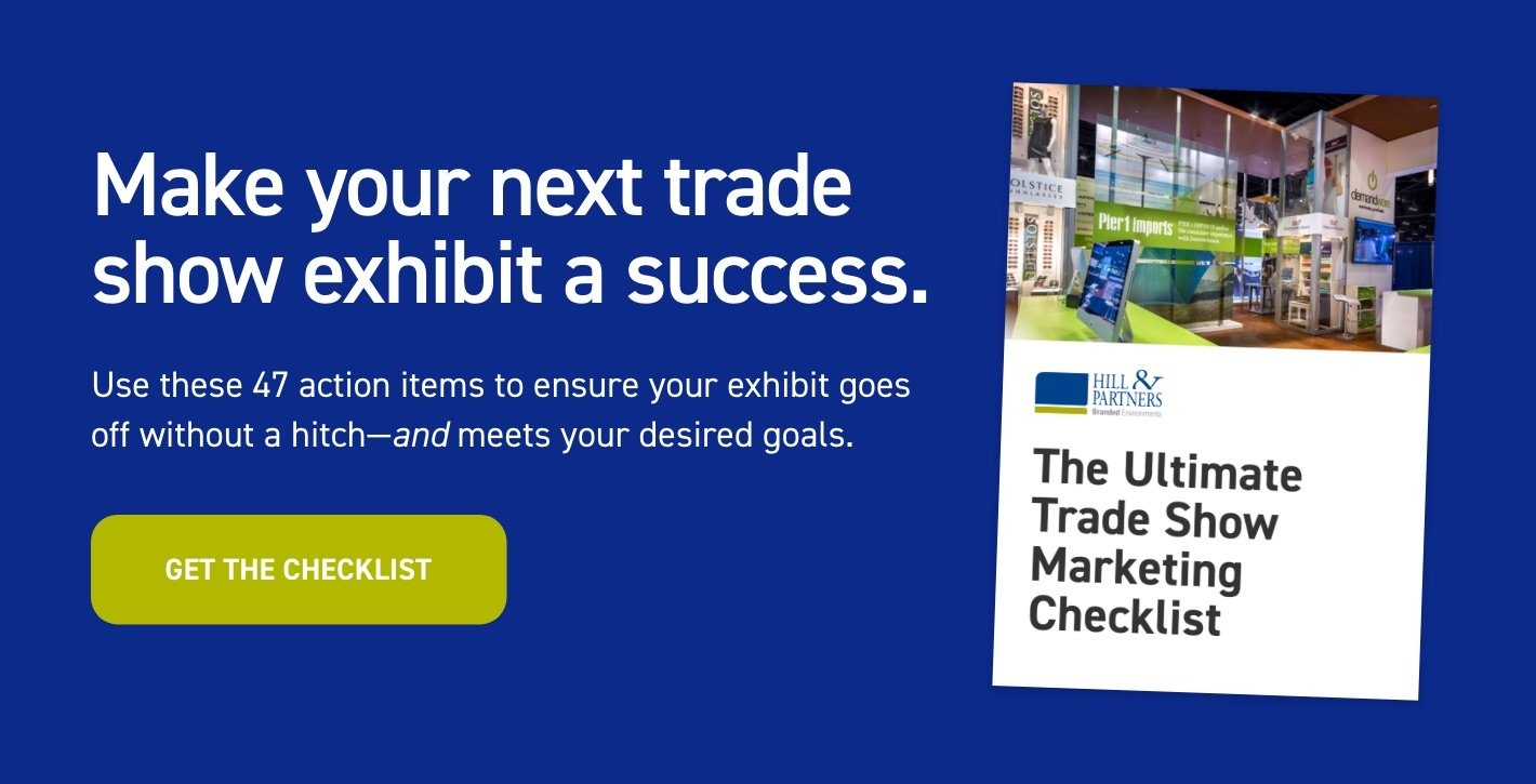 Download Now: The Ultimate Trade Show Marketing Checklist